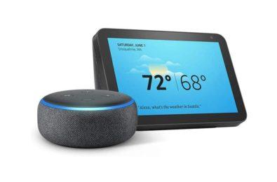 Doorbuster deal: Amazon Echo Show 8 with Echo Dot speaker for just $79.99 4