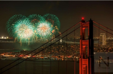 Windows 10 Theme: Celebrate 2020 with Microsoft's 'Fireworks on New Year's' theme pack 11