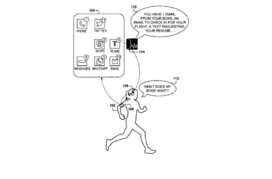 Microsoft's new patent sheds light on the user of Cortana in a business environment 14