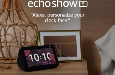 Cyber Monday: Amazon Echo Show 5 gets a price cut, now available at $50 7