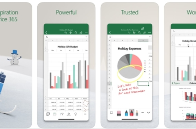 Microsoft Excel app for iOS updated with new features 1