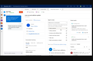 Microsoft Dynamics 365 Customer Service adds Facebook Messenger support 1