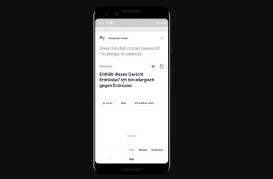 Interpreter mode, Google Assistant's real-time translation feature is now rolling out to iOS and Android devices 10