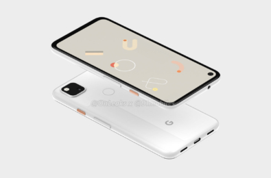 Hands-on video reveals specifications of the Pixel 4a smartphone 4