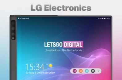 LG's latest patent shows a Huawei Mate X like foldable phone 10