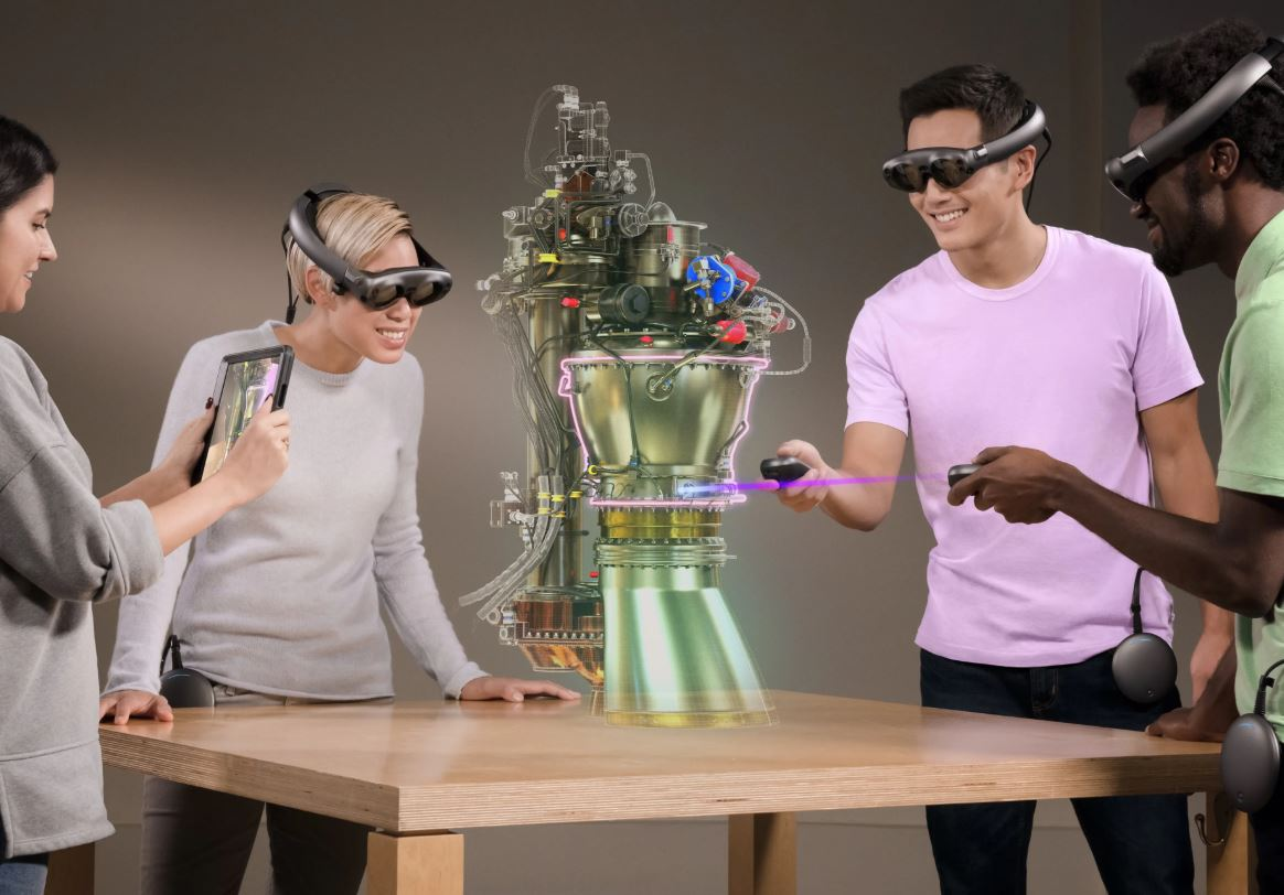 Magic Leap shifts focus to business with an updated AR headset