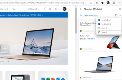How to enable Collections in the Stable version of the new Edge 5