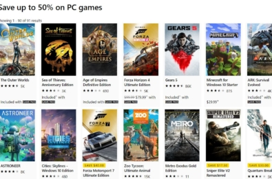Deal: Save up to 50% on PC games from Microsoft Store 11