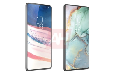 Here is what the front of the Galaxy Note 10 Lite and S10 Lite will look like 14