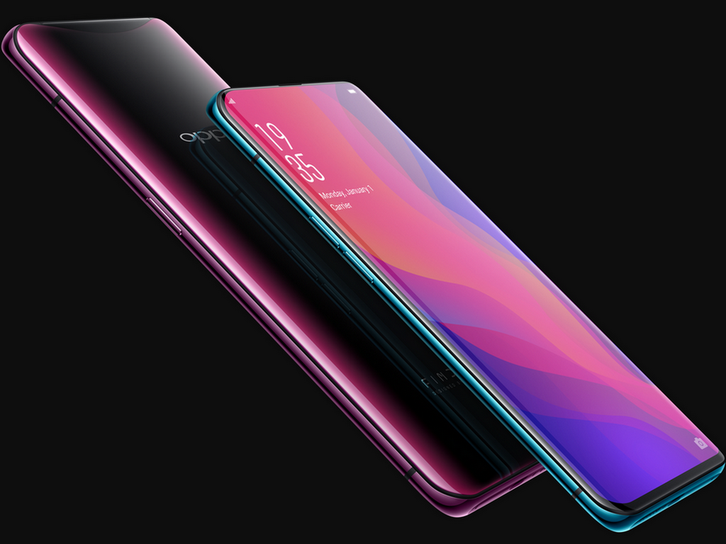No, OPPO Find X2 won't have an under-screen camera, and ...