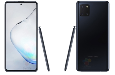 Official images of Samsung Galaxy Note10 Lite leaked online 15