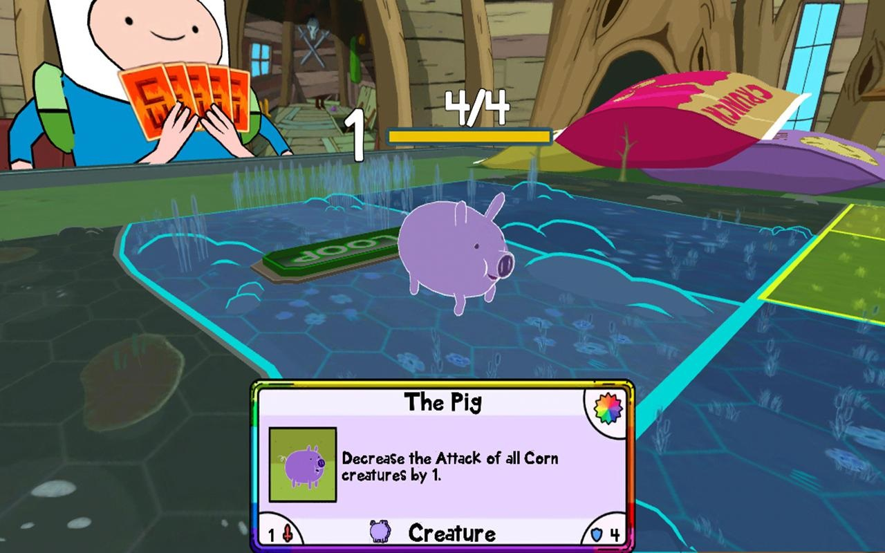card wars adventure time free download ios