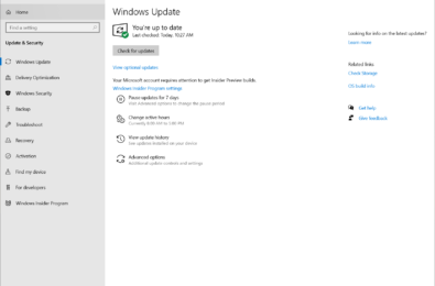 """Microsoft changes Fast Ring to direct line to """"active development branch"""" of Windows 10 7"""