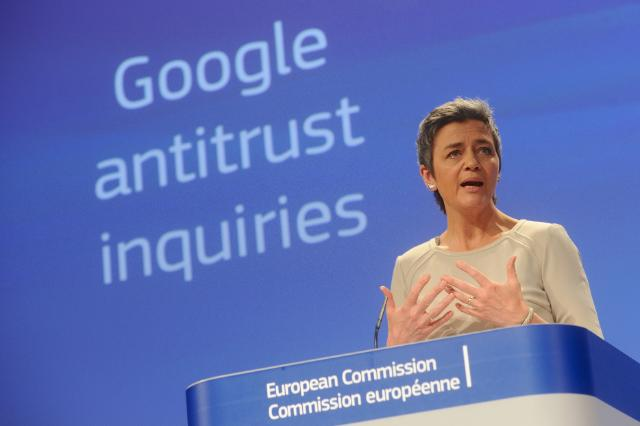 EU launch new investigation against Google's data collection practices