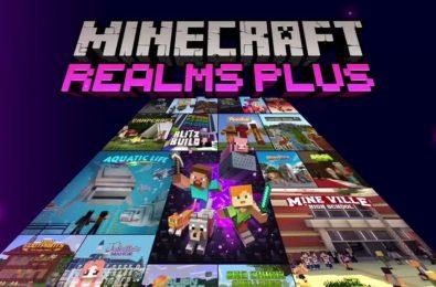 Minecraft introduces Realms Plus 11