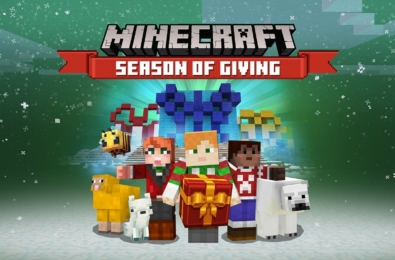 Minecraft Season of Giving Sale 2019 now on 7