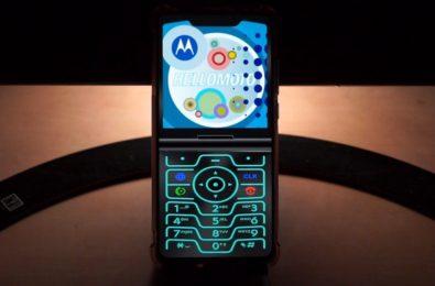 New Motorola Razr Live Wallpaper, Retro Mode and Sounds APK leaks 12