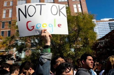 google anti-union investigation