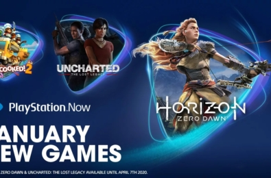 Three hit games joining PlayStation Now in January 3