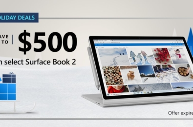 surface book 2 Christmas deal