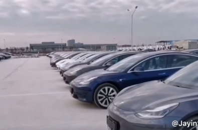 Tesla granted permission to sell their Gigafactory 3-made cars in China 17