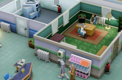 Two Point Hospital comes to consoles February; launches in Game Pass 2