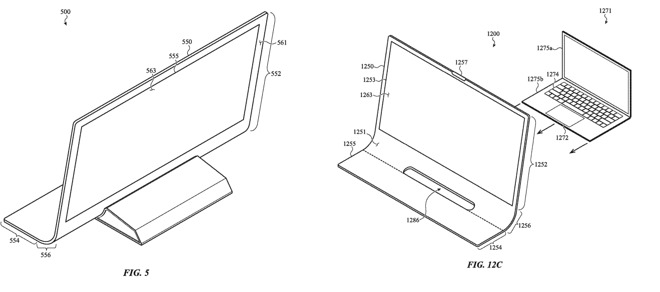 Apple's future iMac computers could be a single sheet of curved glass 1