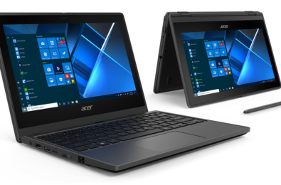 Acer announces two new Windows laptops and a Chromebook for education 1