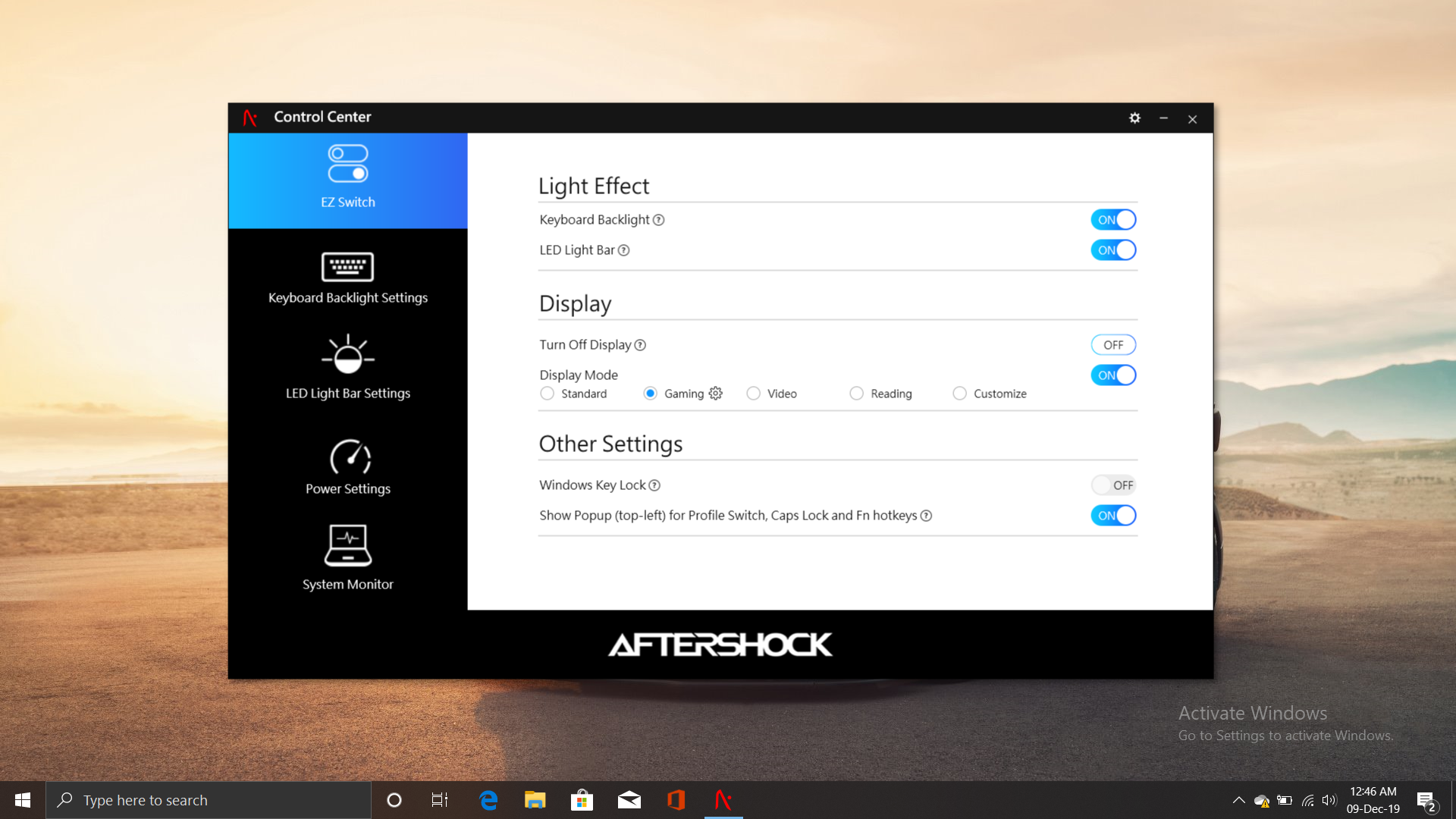 Review: Aftershock Vapor 15 Pro, the laptop that's both light and powerful 4