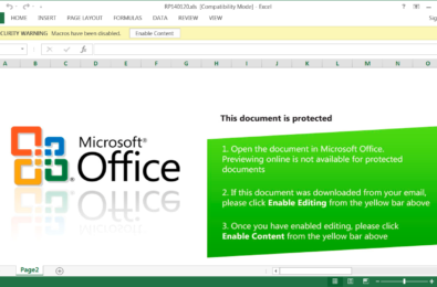 Excel is being used as fresh bait for phishers- here's how. 12