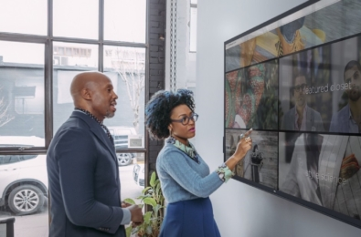 Dell takes on Surface Hub 2 with 86 inch touch screen monitor 8