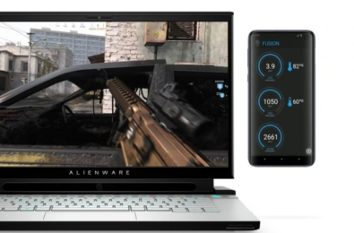 Dell Alienware Second Screen allows gamers to view their real-time PC performance stats on their phone 3