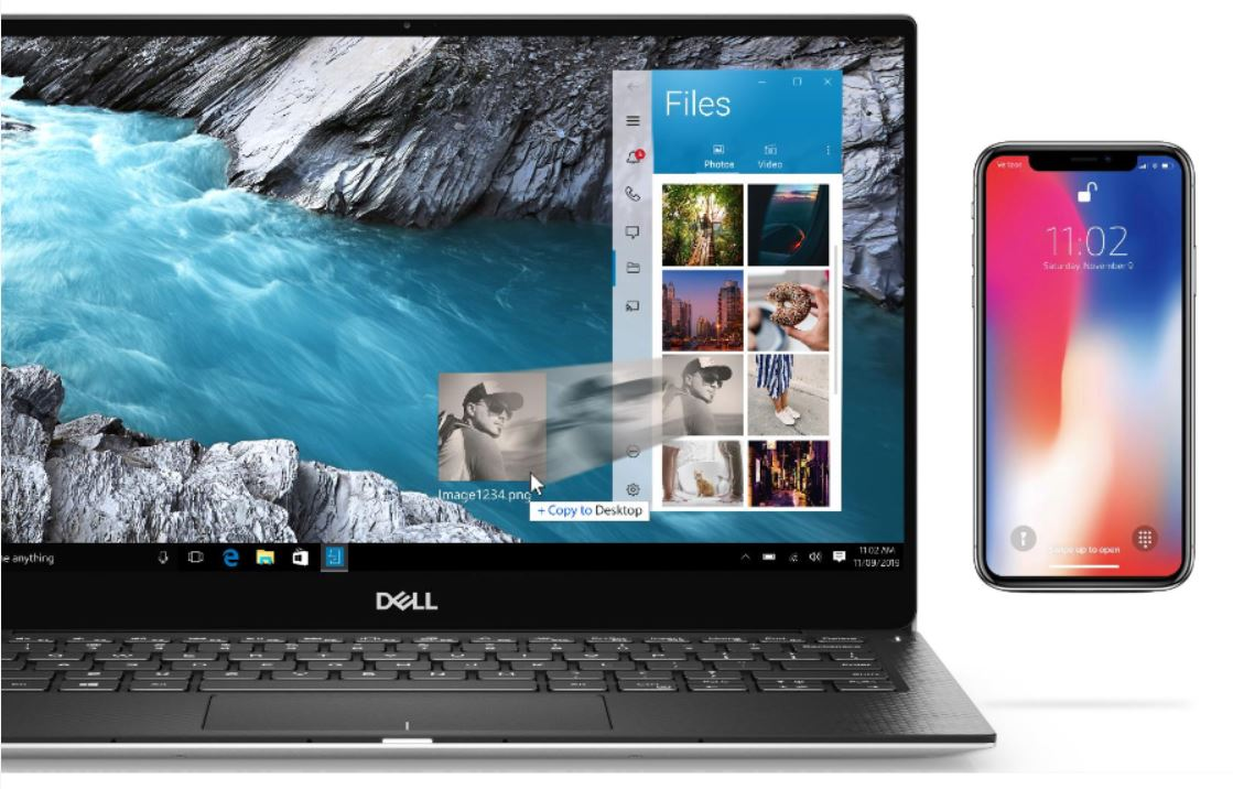 Dell Mobile Connect adds iOS file transfers and app mirroring