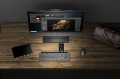 """HP takes on Apple iMac with the new Envy 32 AiO packing several """"world's first"""" features 3"""