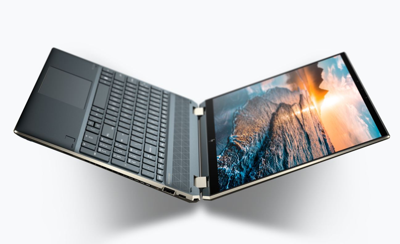 HP announces the new Spectre x360 15, the most powerful Spectre convertible with super thin bezels 2