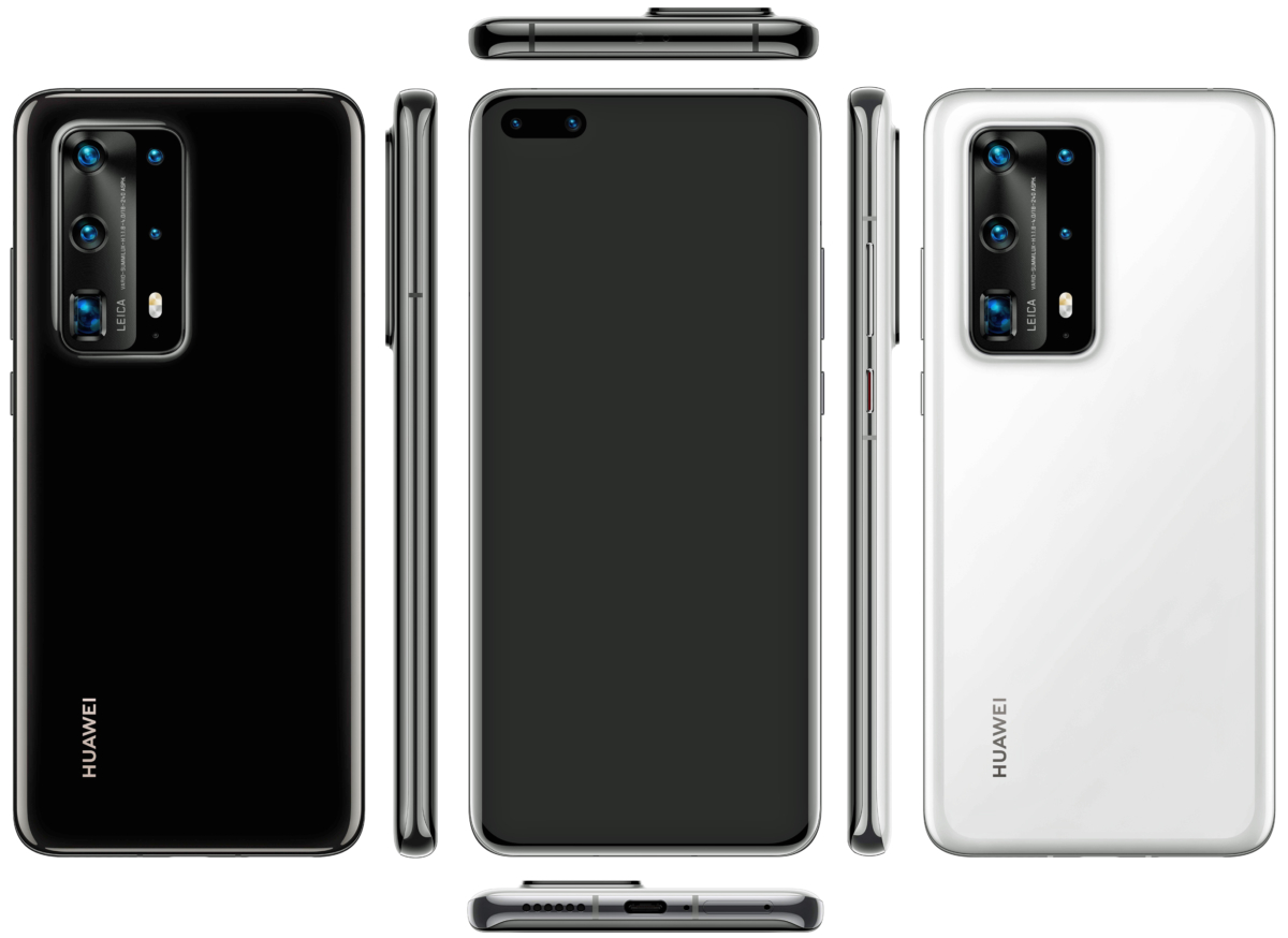Huawei P40 Pro spotted in the wild - MSPoweruser