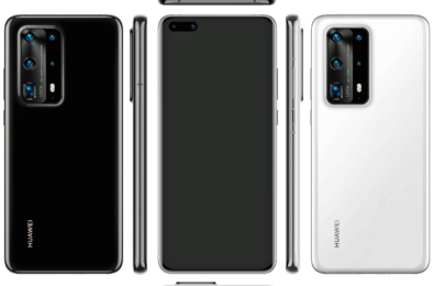 Huawei P40 Pro spotted in the wild 7