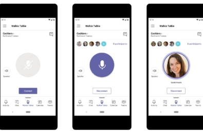 Microsoft Teams gets several new features including Walkie Talkie, SMS sign-in and more 21