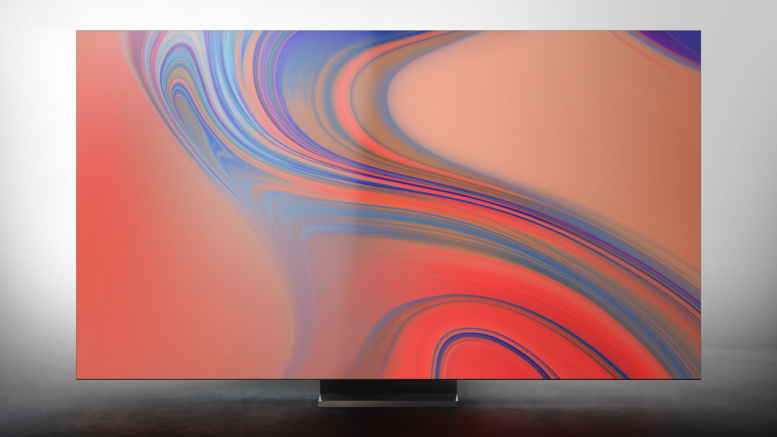 Samsung announces the first true 'zero bezel' TV with several groundbreaking features 4