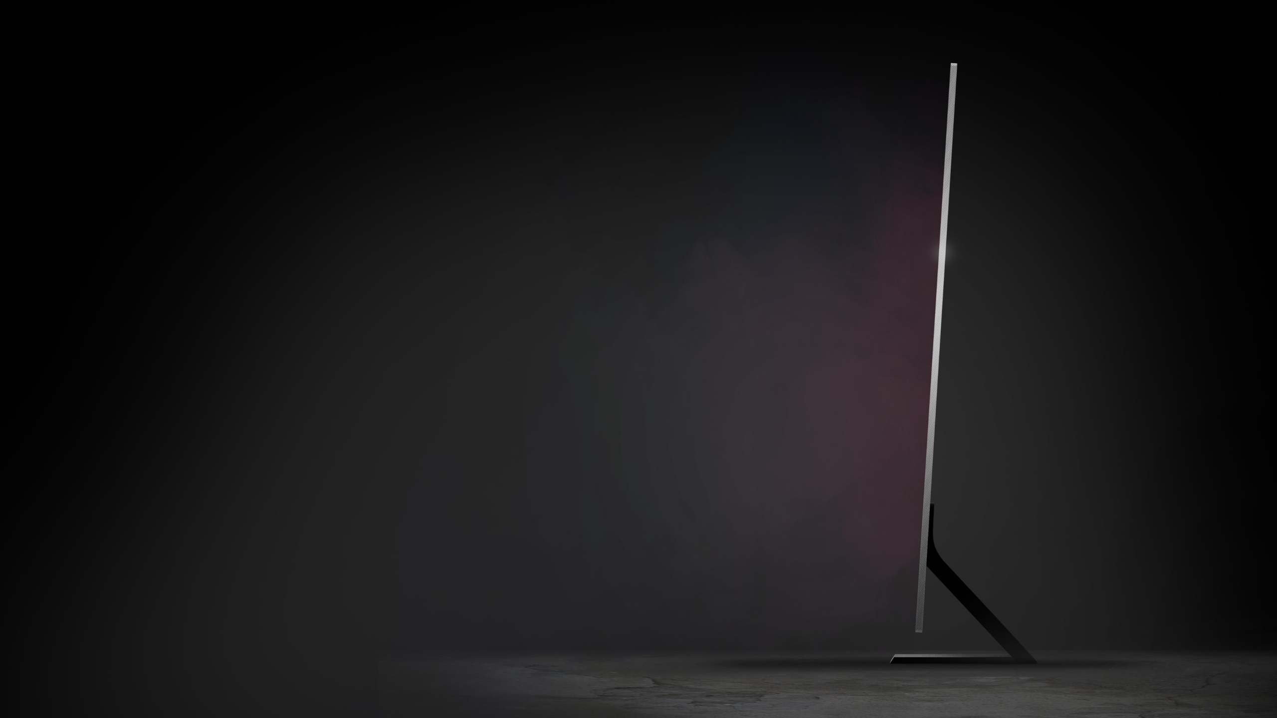 Samsung announces the first true 'zero bezel' TV with several groundbreaking features 2