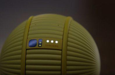 Meet Samsung Ballie, a small robotic companion that understands you 4