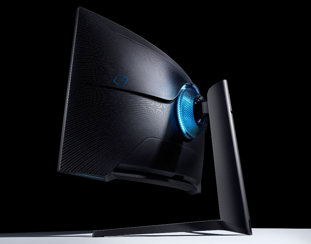 Samsung reveals groundbreaking curved Odyssey gaming monitors