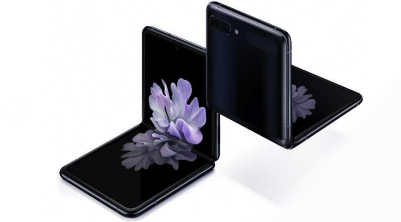 New Samsung Galaxy Z Flip high- resolution renders and new features leaked 7