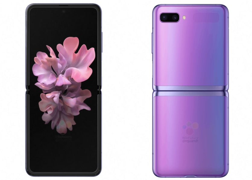 Official images and specs of Samsung Galaxy Z Flip leaked online, it isn't as expensive as the Galaxy Fold 1