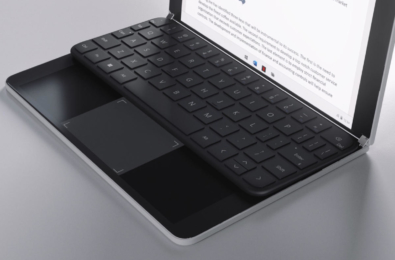Microsoft revives old idea with Surface Neo hard keyboard cover 24