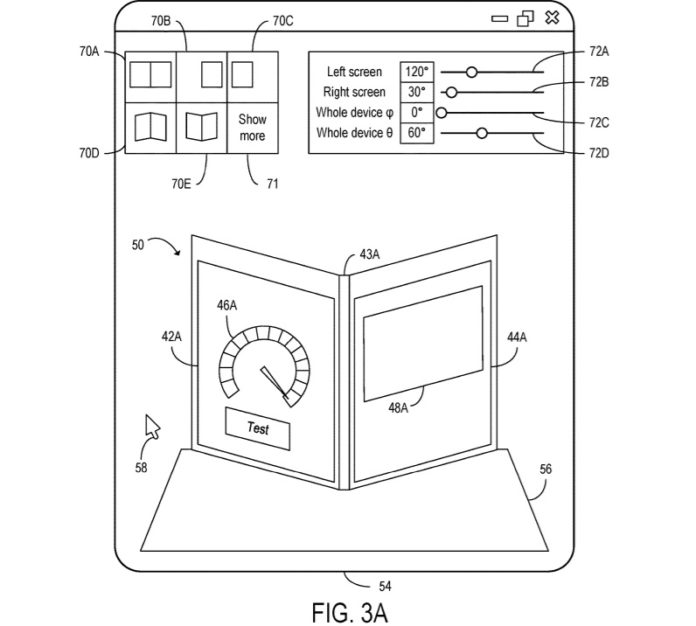 Microsoft envisions a new emulation technology for dual screen devices in latest patent 2