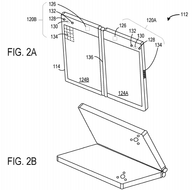 Microsoft envisions a new emulation technology for dual screen devices in latest patent 1