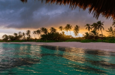 Lift your winter blues with this free 'Beach Glow' theme pack for Windows 10 from the Microsoft Store 6