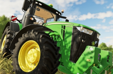 Farming Simulator 19 is currently free for the week 10