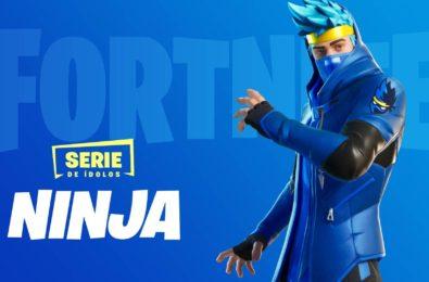 Ninja getting his own Fortnite skin 1